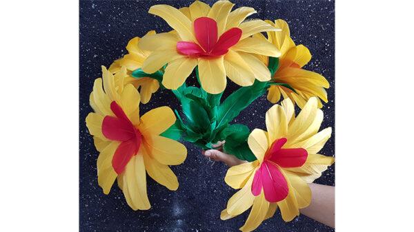 Yellow Flower (No.2) by Black Magic