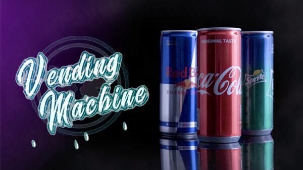 Vending Machine by SansMinds Creative Lab - DVD