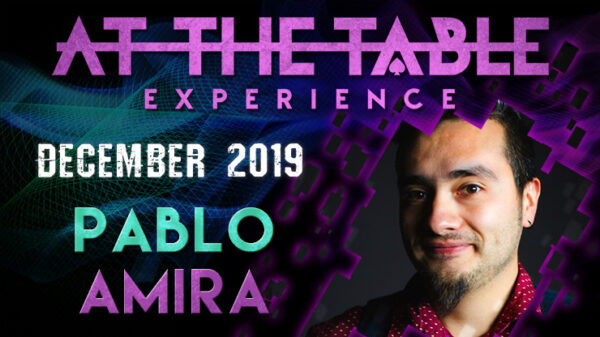 At The Table Live Lecture Pablo Amira December 4th 2019 video DOWNLOAD - Download