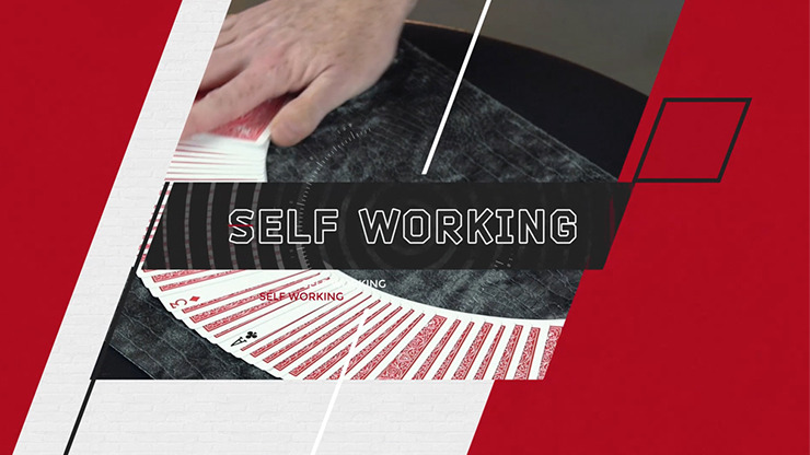 Ultimate Self Working Card Tricks Volume 4 by Big Blind Media - DVD