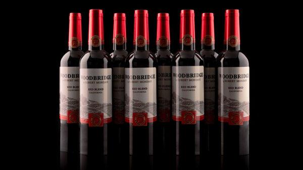 Skybridge Multiplying Wine Bottles by Tora Magic