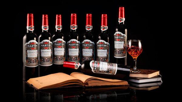 Martini Multiplying Wine Bottles by Tora Magic