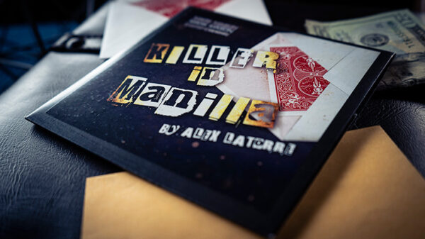 Killer in Manilla by Alex Latorre and Mark Mason