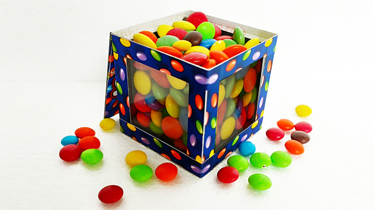 Smarties Cube by Tora Magic