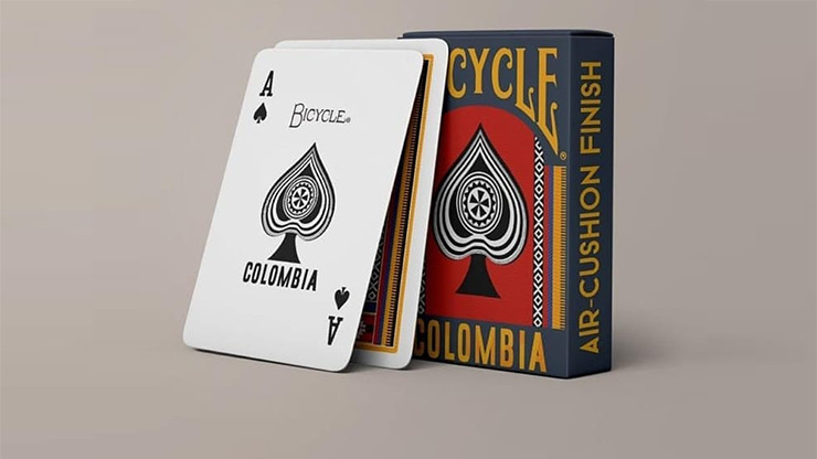 Bicycle Colombia Playing Cards
