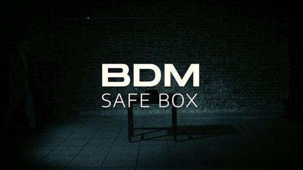 BDM Safe Box by Bazar de Magia