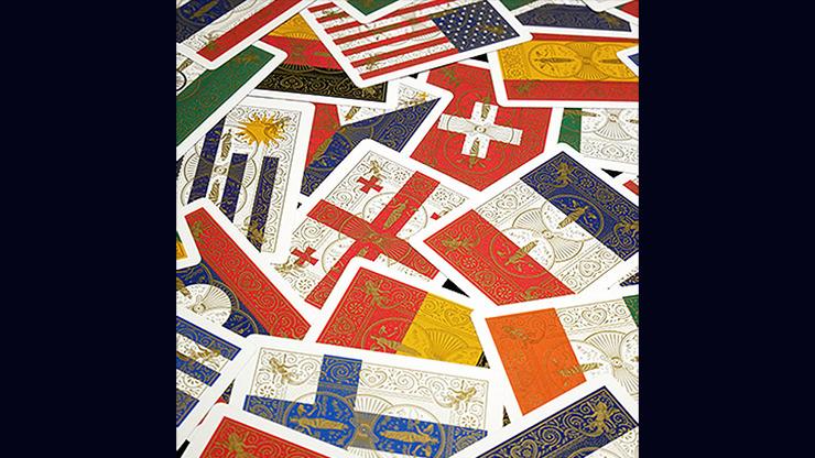 Passport Project by Yoan TANUJI & Magic Dream