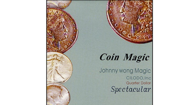 Spectacular (English Penny) by Johnny Wong