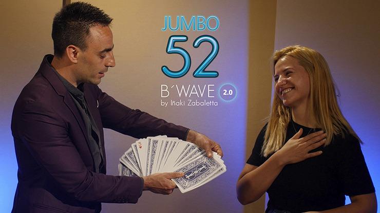 52 B Wave Jumbo 2.0 by Vernet Magic