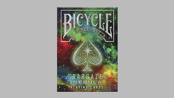 Bicycle Stargazer Nebula Playing Cards US Playing Cards