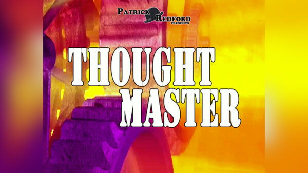 Thought Master by Patrick G. Redford video DOWNLOAD - Download