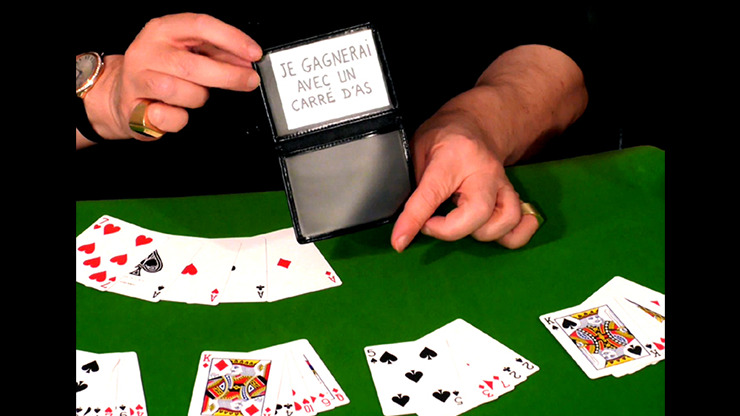Perfect Poker by Dominique Duvivier