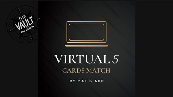 The Vault - Virtual 5 Cards Match video DOWNLOAD - Download