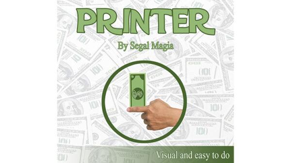 PRINTER by Segal Magia video DOWNLOAD - Download