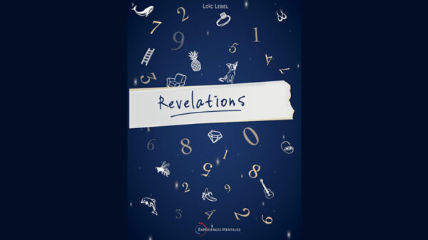 Revelations by Loic Lebel mixed media DOWNLOAD - Download