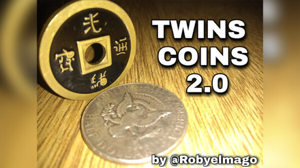 TWINS COINS 2.0 by Roby El Mago video DOWNLOAD - Download
