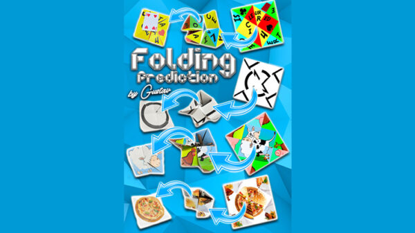 Folding Prediction by Gustav mixed media DOWNLOAD - Download