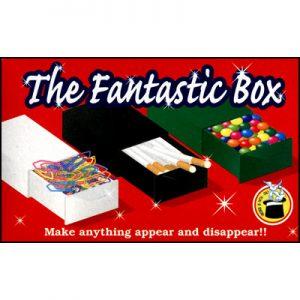 Fantastic Box (Green) by Vincenzo Di Fatta