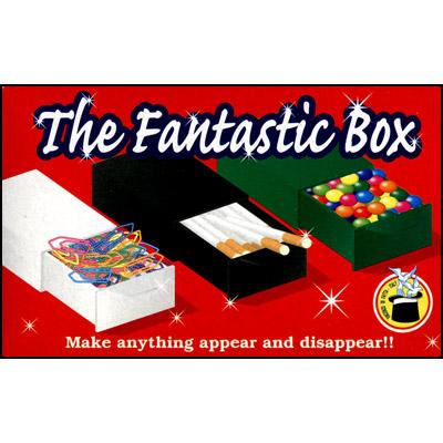 Fantastic Box (White) by Vincenzo Di Fatta