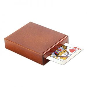 Card Case (Gimmicks and Online Instruction) by Mikame