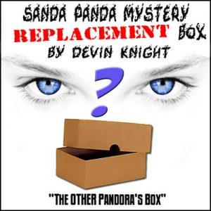REPLACEMENT Box for Sanda-Panda s