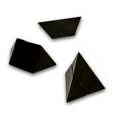 Pyramid Puzzle (Set Of 2) by Uday