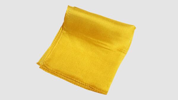 "Rice Spectrum Silk 12"" (Yellow) by Silk King Studios"