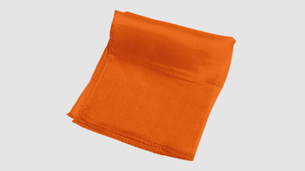"Rice Spectrum Silk 12"" (Orange) by Silk King Studios"