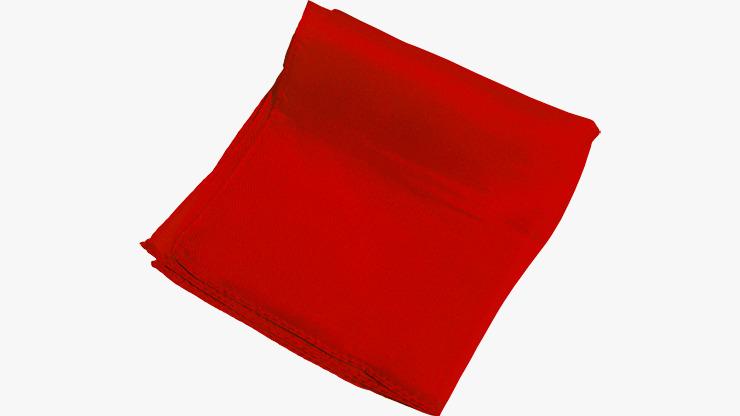 "Rice Spectrum Silk 18"" (Red) by Silk King Studios"