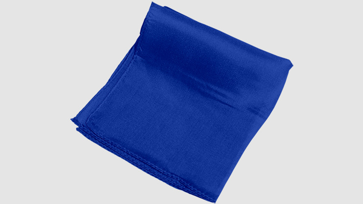 "Rice Spectrum Silk 18"" (Blue) by Silk King Studios"