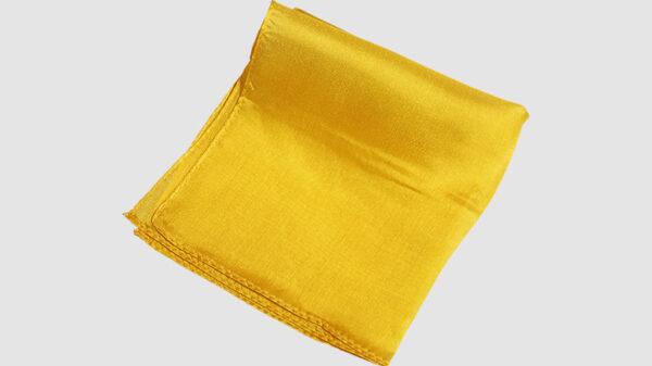 "Rice Spectrum Silk 18"" (Yellow) by Silk King Studios"