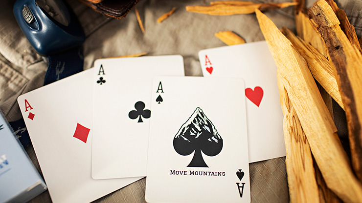 Elevation Playing Cards: Day Edition