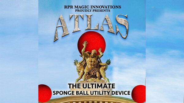 Atlas Kit Red by RPR Magic Innovations