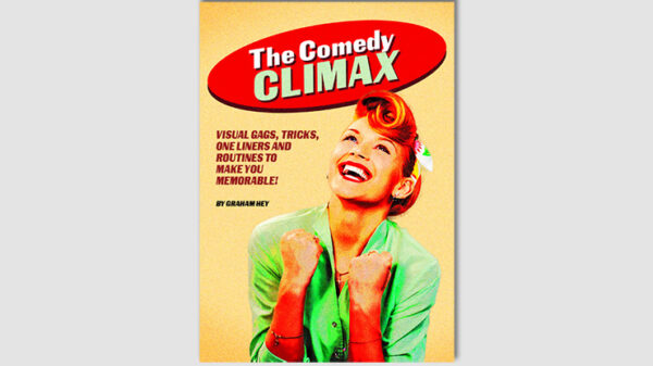 Comedy Climax by Graham Hey - Book