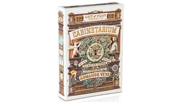 Cabinetarium Playing Cards by Art of Play