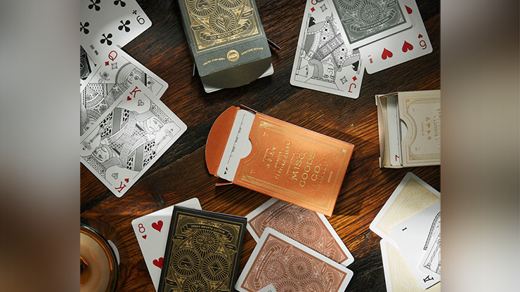 Sandstone Playing Cards