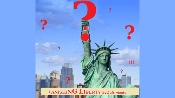VANISHING LIBERTY by Luis magic mixed media DOWNLOAD - Download
