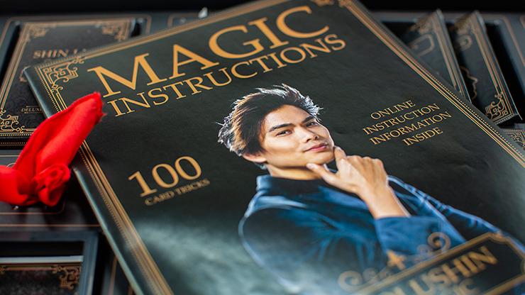 EVOLUSHIN MAGIC SET (ENGLISH) by Shin Lim