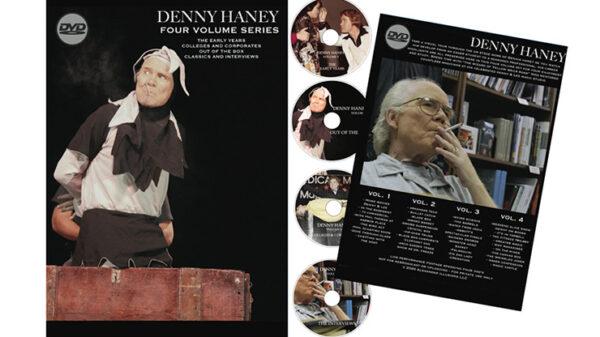 Denny Haney: LIVE 4 DVD Set by Scott Alexander - DVD