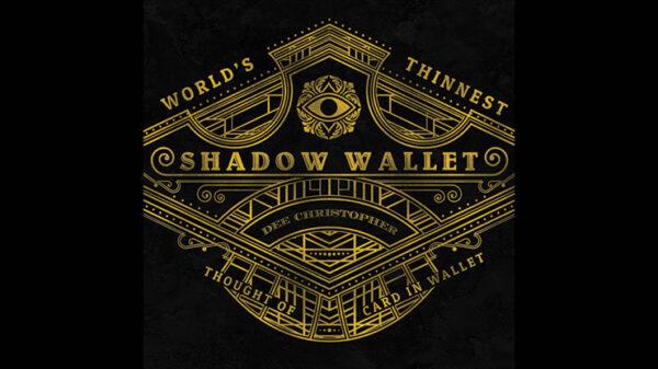 Shadow Wallet Carbon Fiber by Dee Christopher and 1914