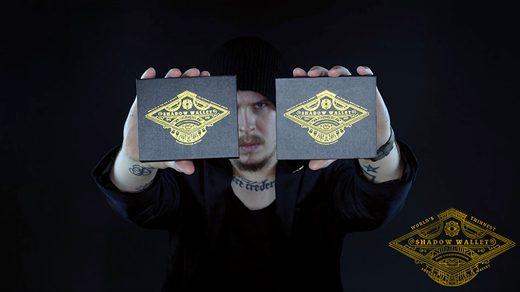 Shadow Wallet Leather by Dee Christopher and 1914