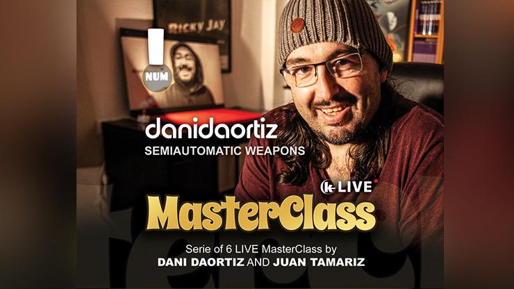 Dani da Ortiz MASTER CLASS Vol. 1 - DVD