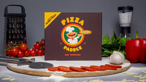 Pizza Paddle Supreme by Rob Thompson