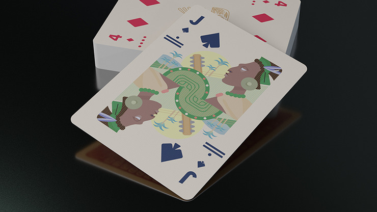 Tucan Playing Cards (Cinnamon Back)
