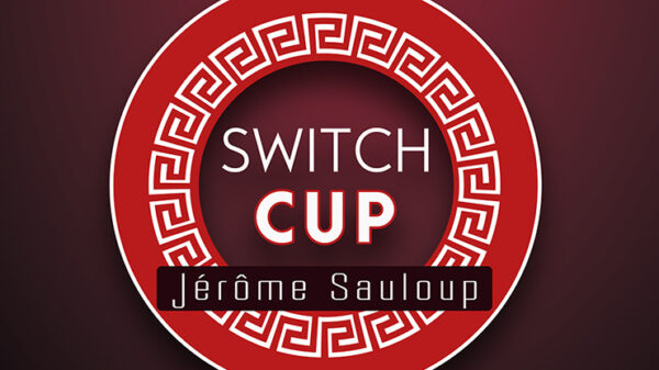 Switch Cup by Jérôme Sauloup & Magic Dream