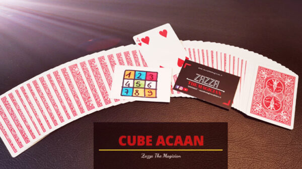CUBE ACAAN by Zazza The Magician video DOWNLOAD - Download