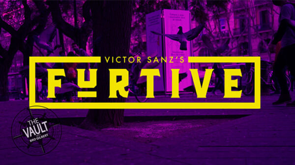 The Vault - Furtive by Victor Sanz mixed media DOWNLOAD - Download