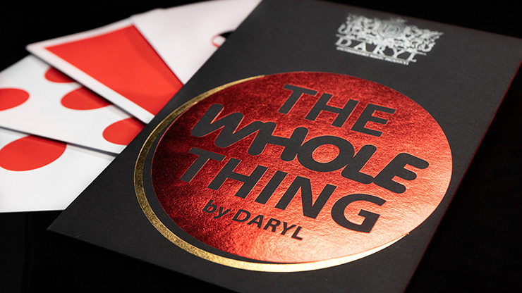 The (W)Hole Thing PARLOR (With Online Instruction) by DARYL