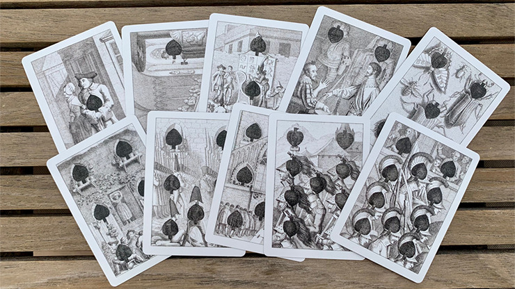 Cotta's Almanac #3 Transformation Playing Cards