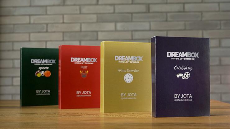 DREAM BOX SPORTS by JOTA